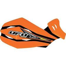 UFO Plastics Claw Handguards  98-09 KTM Orange PM01640-127*