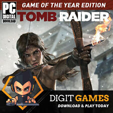 Tomb Raider Game of the Year GOTY - PC / Steam CD Key - Game Download - New