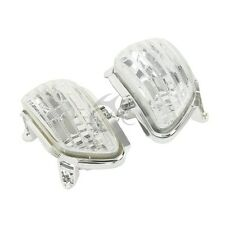 Clear Front Turn Signal Lights Lens Shell For Honda Goldwing GL1800 2001-2014 11