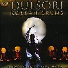 Dulsori - Korean Drums [New CD]