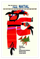 "Cuban movie Poster""NATIVE Country""Czech Art film.Decor.Folkloric dance custome"