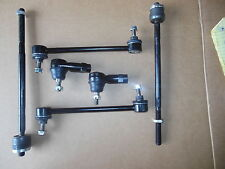 Kit 6 aftermarket 2 inner 2 outer tie rod ends 2 sway bar links Windstar  New!