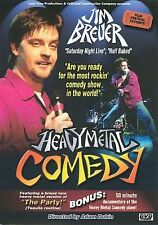 Jim Breuer Heavy Metal Comedy DVD