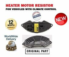 FOR CORSA D 2006- NEW HEATER MOTOR RESISTOR CLIMATE CONTROL MODELS A.430.009.00