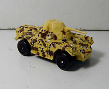 1973 MATCHBOX WEASEL (CAMOUFLAGE), MADE IN CHINA, Rola-matics very good