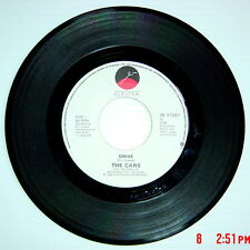 ONE 1984'S 45 R.P.M. RECORD, THE CARS, DRIVE + STRANGER EYES