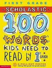 100 Words Reading Workbook (100 Words Math Workbook)