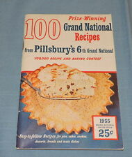 1955 Pillsbury's 100 Prize Winning Grand National Recipes - C2777