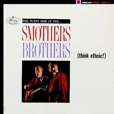 The Funny Side of the Smothers Brothers (think ethnic!) - LP 1963