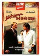 Jachyme hod ho do stroje DVD (1980) Czech comedy with English Subtitles L Sobota