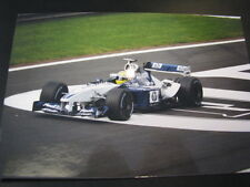 Photo HP Williams BMW F1 FW24 2002 #5 Ralf Schumacher (GER) Spa #4