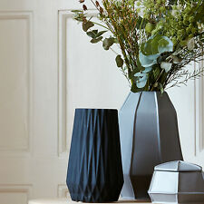 Black Contemporary Vase