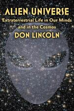 Alien Universe: Extraterrestrial Life in Our Minds and in the Cosmos-ExLibrary