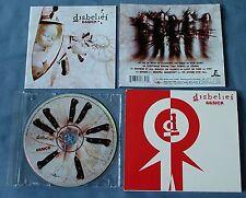 CD von  Disbelief – 66Sick
