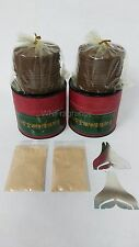 96 Pieces of Aloeswood / Agarwood Herbal Incense Coils + 4 gms Sandalwood Powder