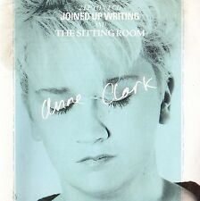 ANNE CLARK - THE SITTING ROOM / JOINED UP WRITING CD (1982 / 1984) 2-ALBUM-CD