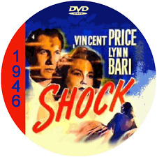 Shock (1946) Classic Action and Thriller 'B' Movie DVD NR
