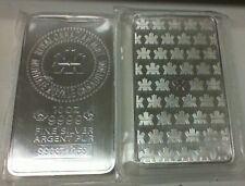 NEW ROYAL CANADIAN MINT SILVER 10 OUNCE BAR .9999 PURE  SERIAL NUMBER SEALED