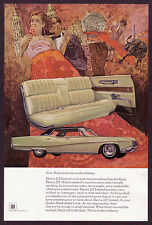 1966 Vintage Buick Electra 225 Limited Car Art Print AD