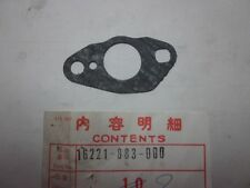 Honda Snow Blower Part HS50 VERGASERDICHTUNG 16221-883-000 /