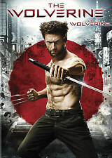 The Wolverine (DVD, 2013, Canadian)