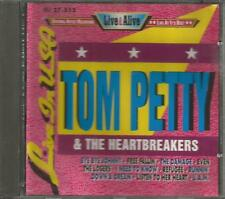 Tom Petty & The Heartbreakers - Live in USA import cd album