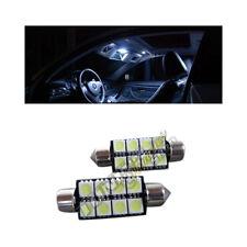 2x 42mm ultra 8x 5050 smd LED éclairage intérieur Ampoule pour vw seat skoda