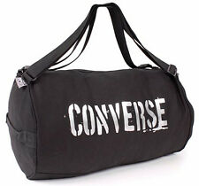Converse Duffel Backpack (Black)