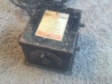 Jefferson Electric Co 75 Watt Midget Toy Transformer