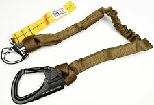NEW TSSI TACOPS TACSURV SAFETY RETENTION LANYARD SEAL COYOTE SOF 001-HSL-SOCOM