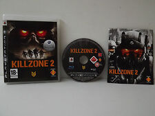 Killzone 2 JEU PS3 Complete with record