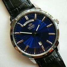 Automatic watch. ORIENT FEV0U003DH. 5 ATM. New