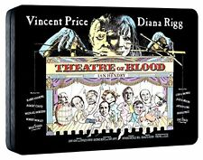 Theatre of Blood - Limited Arrow Blu ray Steelbook NEW & SEALED - Vincent Price