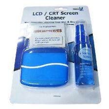 Ordinateur Portable LCD TFT PLASMA LED Kit de nettoyage spray & Lingette comprend lingettes fluide brosse