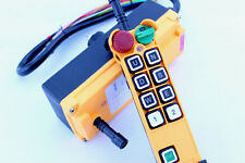HS-8S Crane Industrial Remote Control Wireless Transmitter Push Button Switch