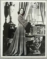 LA CHANSON DU SOUVENIR A song to remember MERLE OBERON Vidor Original Photo *