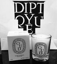 Diptyque Paris OUD Bougie Candle 35g 1.2oz New In Box