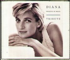 Diana Princess Of Wales - Memorial Fund Tribute - Japan 2 CD Queen Puff Daddy