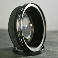 Weitwinkel Objektiv 8mm HD für Sony 18-55mm SEL E-Mount SEL-1855 49mm