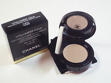 Chanel Vitalumiere Aqua Cream Compact Makeup 10 Beige foundation