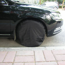 "Set Of 4 Wheel Tire Covers to 28"" For RV Trailer Camper Car Truck And Motor Home"