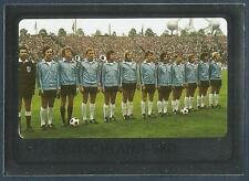PANINI EURO 2008- #527-DEUTSCHLAND-BRD-WEST GERMANY 1972 TEAM PHOTO-SILVER FOIL