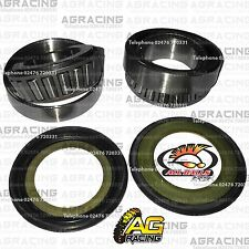 All Balls Steering Headstock Stem Bearing Kit For Suzuki DRZ 125L 2010 Motocross