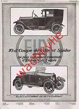 L'illustration n°4253 - 06/09/1924 SDN Port-Cros Valloires pubs ads Fiat Citroën
