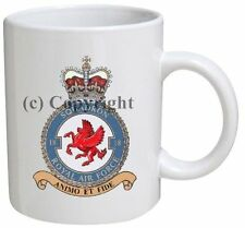 ROYAL AIR FORCE 18 SQUADRON COFFEE MUG