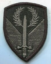 US Army 401st Support Brigade Patch ACU Velcro