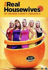 Real Housewives of Orange County OC ~ Complete Fourth Season 4 Four ~ NEW DVD