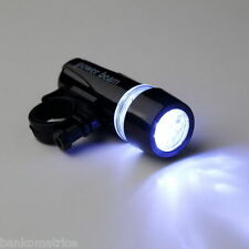 MINI LAMPE TORCHE SUPER PUISSANT VELO MILITAIRE 5 LED TYPE POLICE AVEC SUPPORT