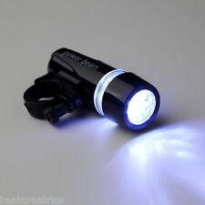 MINI LAMPE TORCHE SUPER PUISSANT VELO MILITAIRE 5 LED TYPE POLICE AVEC SUPPORT