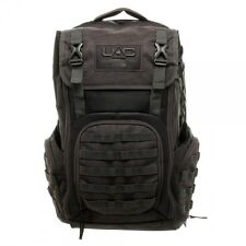 Doom UAC Tactical Video Game Top Loader Sci Fi Skater School Laptop Bag Backpack